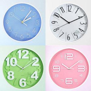 인테리어 무소음 벽시계/벽걸이시계/인테리어시계
