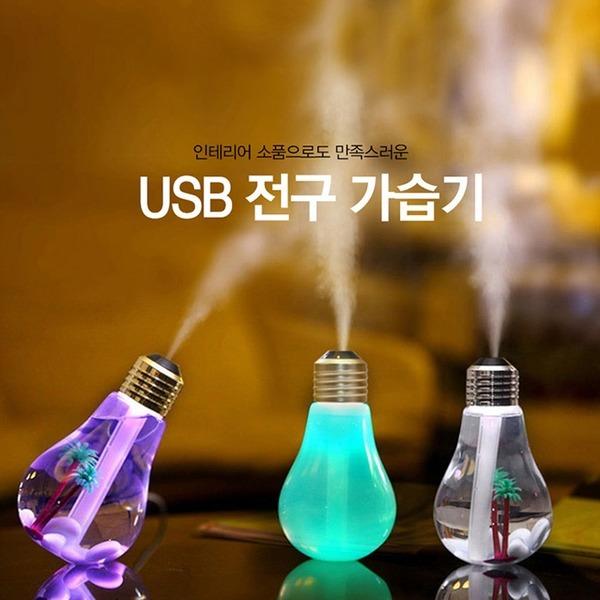 HEAD  정품 물병가습기/차량용 책상용 미니USB가습기