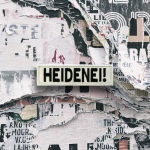 HEIDENEI  LOGO  Velcro it