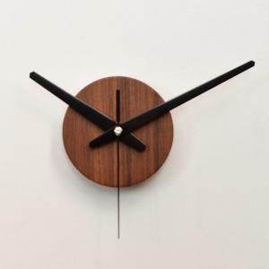 무소음벽시계 diy 무브먼트 우드시트 시계부분