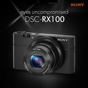 소니 정품 DSC-RX100 칼자이스렌즈 최고급 하이엔드 K