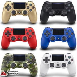 PS4 소니 듀얼쇼크4 무선컨트롤러 / 아날로그커버증정