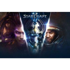 PC 스타크래프트2 자유의날개+군단의심장+공허의유산