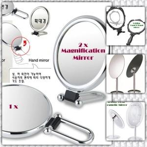 샤인폴더확대경 손거울/화장탁상거울확대거울여친선물