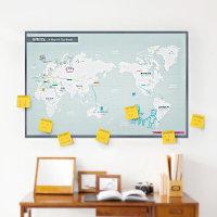 세계지도 월드맵 포스터/세계지도/데코지도/대형지도