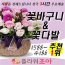 꽃바구니/꽃다발/축하 바구니/기념일/꽃배달/개업선물