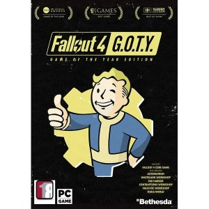 폴아웃 4 고티에디션 Fallout 4 / PC스팀코드메일전송