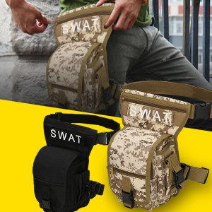 스와트 허벅지가방 밀리터리 가방 루어 낚시 다리