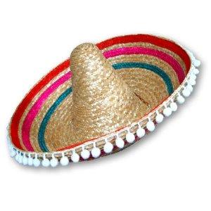 멕시칸모자 모자 이벤트 파티용품 축제 생일