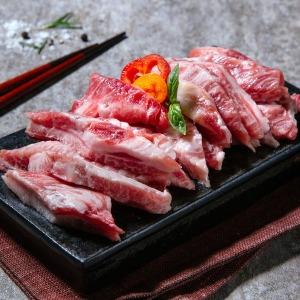 델리미트 이베리코 흑돼지 갈비살 2kg