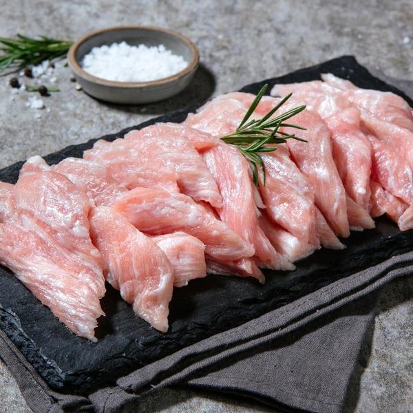 델리미트 이베리코 흑돼지 항정살 2kg