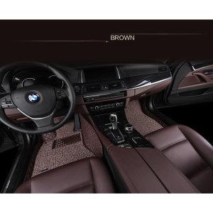 캐딜락 CTS SRX 실내 매트 바닥 트렁크 2016 가죽매트