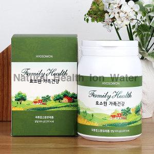 효소원 가족건강 파우더(555g) 1통/현미곡류효소