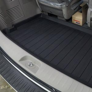 올뉴카니발/더뉴카니발 3D 트렁크 매트