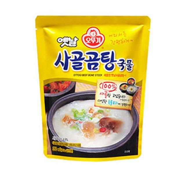 사골곰탕350g/오뚜기/즉석국/곰탕/육개장/사골곰탕