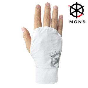 몽스 골프 UV프로텍터 골프장갑 /손등덮개 자외선차단