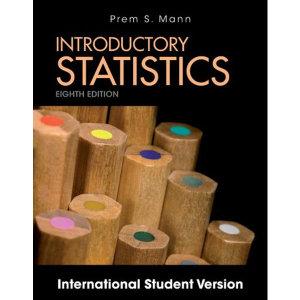 Introductory Statistics  8E   Wiley   Prem S. M