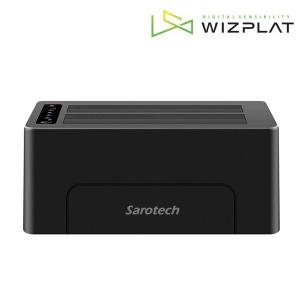-공식판매점- 위즈플랫 WIZ-3082 USB3.0 도킹스테이션