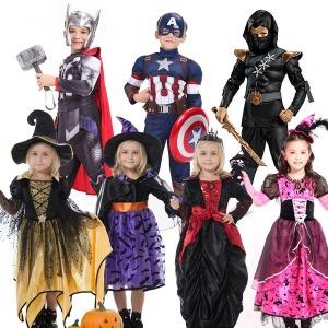 아동 파티 의상 코스튬 드레스 겨울왕국 공주 할로윈