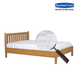 보레부 매트리스속커버 진드기방지 침대방수커버