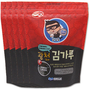 무료배송 김가루 5봉 대용량 김자반 돌자반 김밥김 김