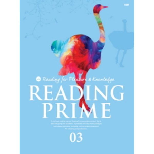 YBM Reading Prime (리딩 프라임) 03