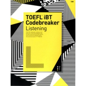 YBM TOEFL iBT Codebreaker Listening - Basic (CD포함)