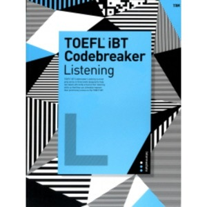 YBM TOEFL iBT Codebreaker Listening - Intermediate