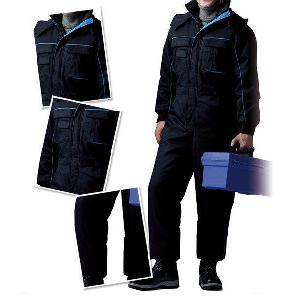겨울 스즈끼복/WM-S335/정비복/스즈키/일체형/작업복