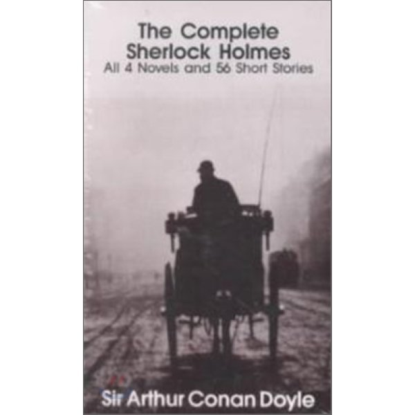 The Complete Sherlock Holmes  2 Boxed Set : All 4 Novels and 56 Short Stories  Arthur Conan Doyle