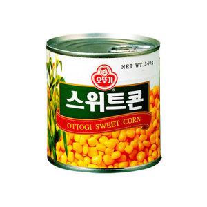 오뚜기스위트콘340g/스위트콘/통조림/옥수수콘/옥수수