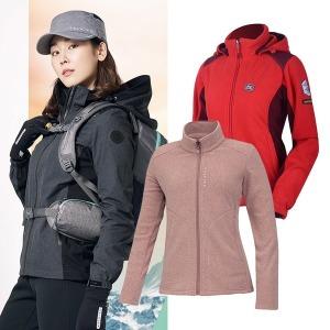 콜핑 가을산행 MD추천 그뤠잇 특가전 / 바람막이 자켓
