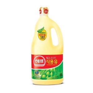 해표 식용유 1.8L/식용유/콩기름/해표식용유/해표기름
