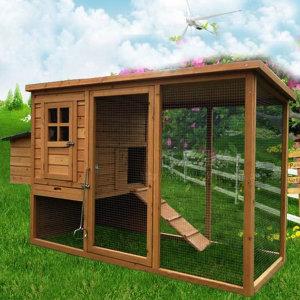 닭장 새장 조립식 소형에대형CK-2000 원목고급삼나무