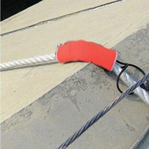 [가자안전센터] 로프 영신 로프보호대 (28cmx28cm) 로프보호 로프작업