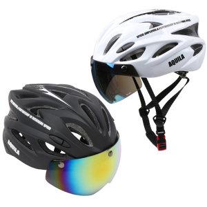 SR 아퀼라 고글헬멧 인몰드 헬맷 킥보드 자전거헬멧