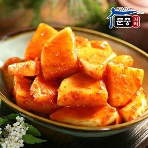 문중김치 100% 국내산 석박지 5kg