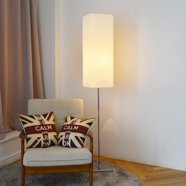 허밍 장스탠드 + LED램프 전구색(사은증정)