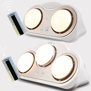 대림도비도스 욕실난방기+리모콘 난방기구 욕실히터