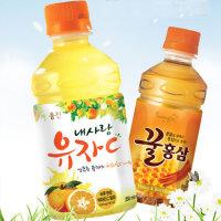 꿀홍삼(280mlX12)/음료수/홍삼음료/숙취해소