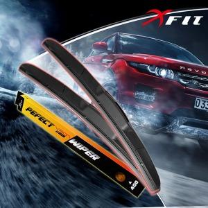 2개1세트 퍼펙트비전 하이브리드Plus 와이퍼 차량용품