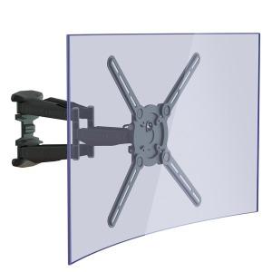 HWA800C 커브드TV 호환 TV벽걸이 브라켓 거치대