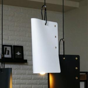 노트 펜던트등(LED겸용)-화이트