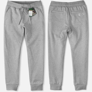 FOREST CAMP Jogger Fit Lining brushed Sweatpants/기모 조거 스웨트 팬츠/~4XL FCPL7482-Grey