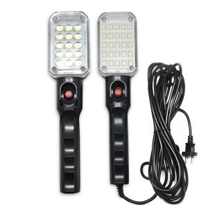 다용도 LED 작업등 충전식 유선 무선 랜턴 휴대용
