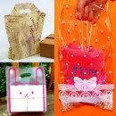 비닐쇼핑백/비닐봉투/폴리백/수건봉투/돌답례품/포장