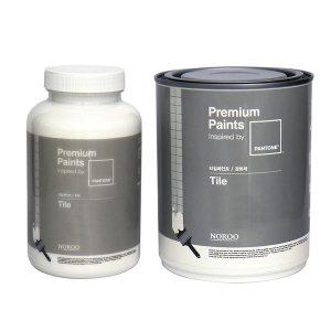 노루페인트 프리미엄 팬톤 타일페인트 750ml 유광