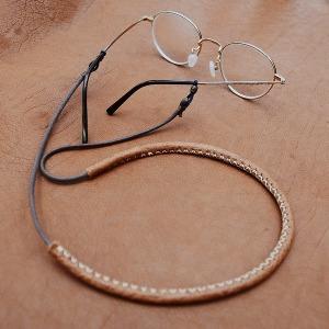 에치펠레 소가죽으로 감싼 안경줄 안경스트랩