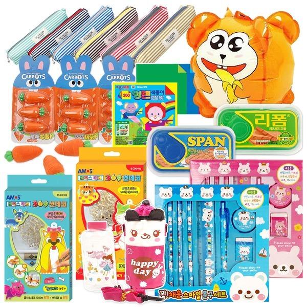 유치원 어린이집 색연필 색칠놀이 생일선물 단체선물