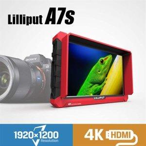 LILLIPUT 릴리풋 A7s 7인치 프리뷰모니터